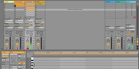 ABLETON ESSENTIALS - 6 week begginer course tickets