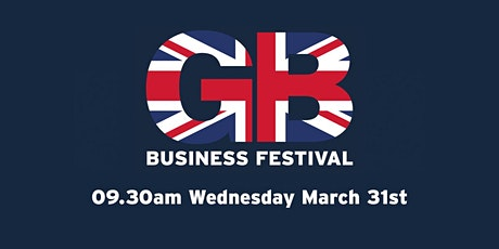 Great British Business Festival tickets