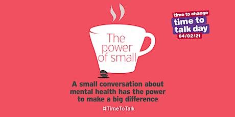 Time to Talk Coffee Morning with Anti-Stigma Leeds tickets