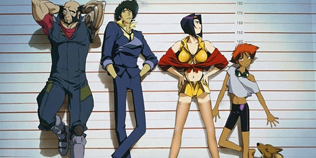 Drive-In Movie / Downtown Miami : Cowboy Bebop: The Movie ('01) tickets
