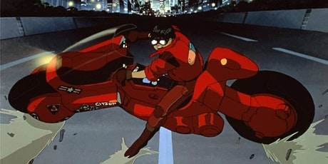 Drive-In Movie / Downtown Miami : Akira ('88) tickets