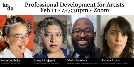 KODA's Professional Development for Artists Symposium tickets