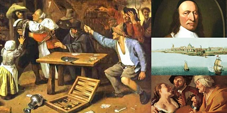 'New Amsterdam: Dutch New York's Land of Debauchery' Webinar tickets