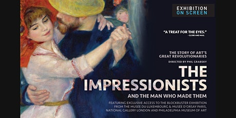 Impressionist Art Film screening and live Q&A with Director tickets