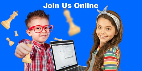 Online Chess Club For Kids tickets