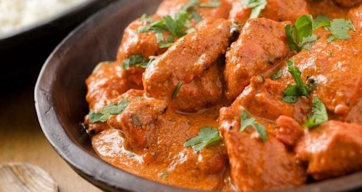 Indsche KochKurs - Butter Chicken image