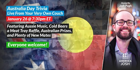 Australia Day Party & Trivia tickets