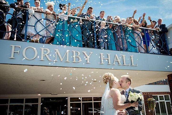 Luxury Liverpool Wedding Fair image