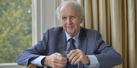 Lift the spirits with Alexander McCall Smith tickets