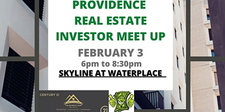 Providence Real Estate Investor Meet Up tickets
