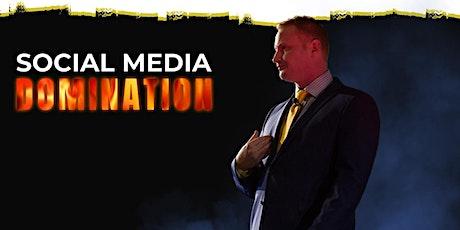 Social Media Domination - Free Live Training tickets