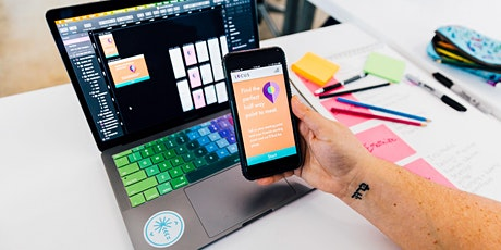 Intro to UX/UI Design: Prototyping, Wire-Framing & Software Tools tickets