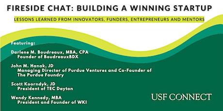Fireside Chat: Building a Winning Startup tickets