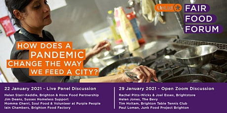 Fair Food Forum - How has the pandemic changed the way we feed a city? tickets