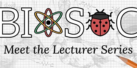 Meet The Lecturer Series: Elli Leadbeater tickets