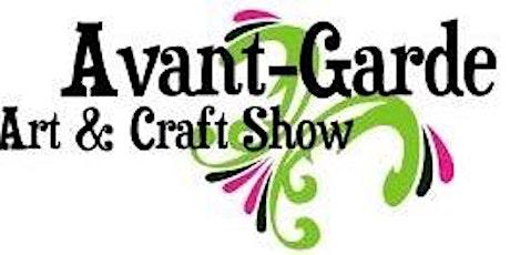 2021 AVON SPRING AVANT-GARDE ART & CRAFT SHOW tickets