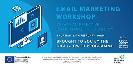 Email Marketing Workshop - Create an Effective Email Marketing Strategy tickets