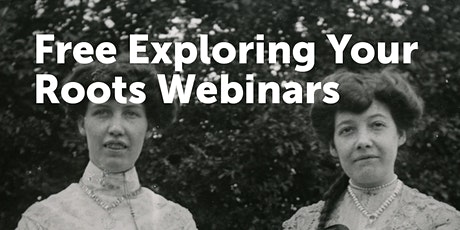 Exploring Your Roots Webinar - Larne: A Port Town Case Study tickets