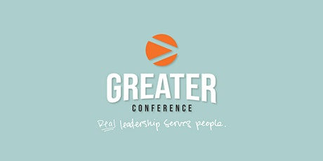 Greater Conference tickets