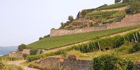 BPW DUS  Virtuelle Weinprobe mit Theresa Breuer vom Weingut Georg Breuer Tickets