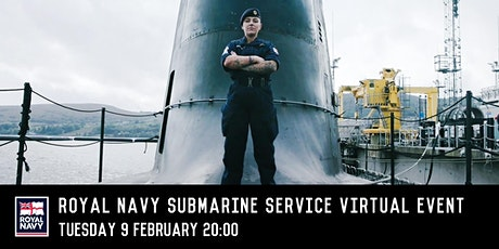 Royal Navy Submarine Service Virtual Event tickets