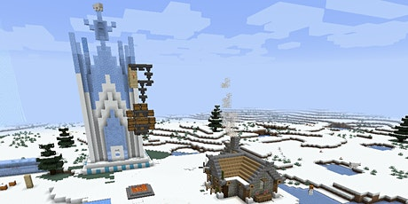*AUSGEBUCHT* Minecraft: Eine zauberhafte Winterwelt bauen Tickets
