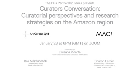 Curators Conversation: Curatorial perspectives on the Amazon Region tickets