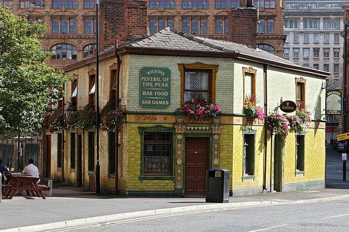 The Intellectual Pub Crawl of Manchester on Zoom image