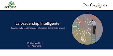 La leadership intelligente biglietti