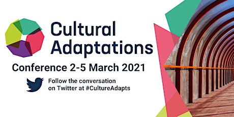 Cultural Adaptations conference tickets