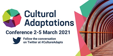 Cultural Adaptations conference ingressos