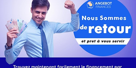 angebot finances: Offre de prêt rapide et sécurisé en ligne billets