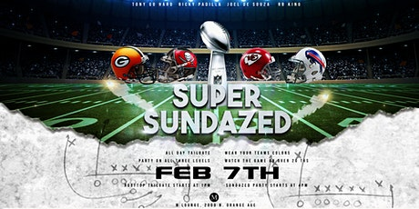 SUPER SunDazed: SuperBowl LV Tailgate & Day Party tickets