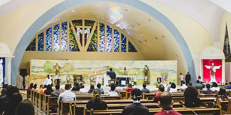 Missa Comunitária: Missão Brasília- 24/01 ingressos