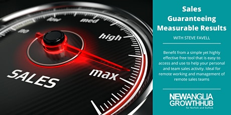 Sales; Guaranteeing Measurable Results tickets