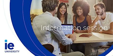 Q&A con el Departamento Académico del Executive MBA tickets
