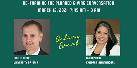 Re-Framing the Planned Giving Conversation tickets
