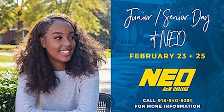Junior/Senior Day 2021 tickets