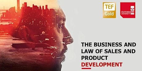 The Business and Law of Sales and Product Development tickets