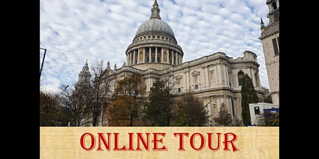 Roman Ruins to Blitz Bombings: A Virtual Tour of London's Fiery History tickets