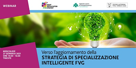 Verso l'aggiornamento della strategia di specializzazione intelligente FVG biglietti