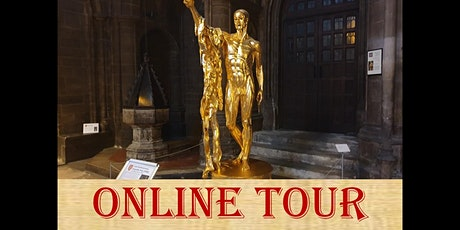 Burnings, Butchery & Black Death: A Virtual Tour of London's Bloody Past tickets