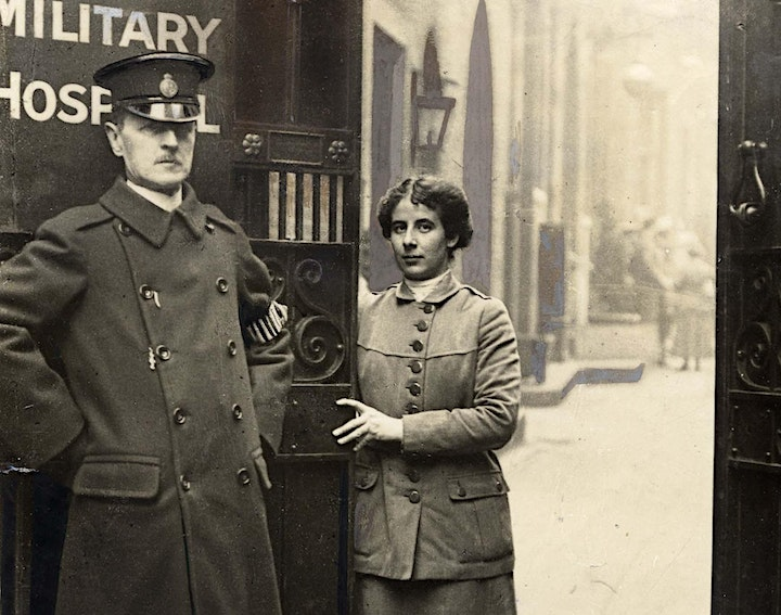 Endell Street: The Women who ran Britain's Trailblazing Military Hospital image