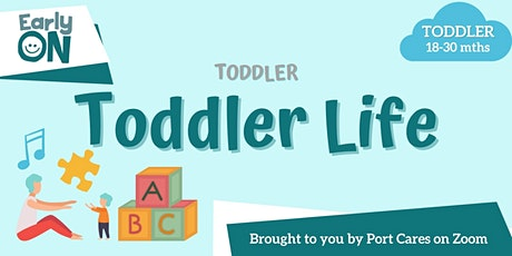 Toddler Life - Enhancing Literacy tickets