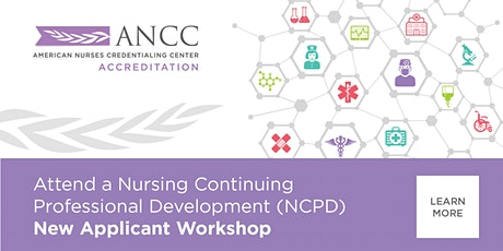 NCPD New Applicant  Virtual Workshop September Series tickets