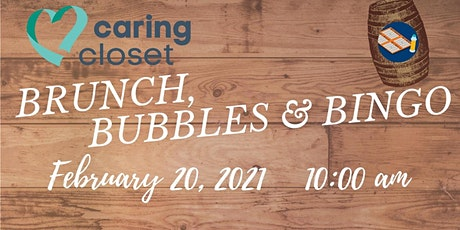 Brunch, Bubbles & Bingo tickets