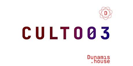 CULTOØ3 tickets
