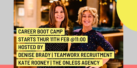 Your Career Boot Camp tickets