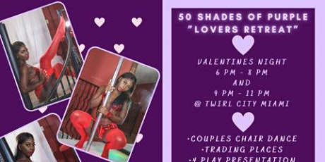 50 shades of purple tickets