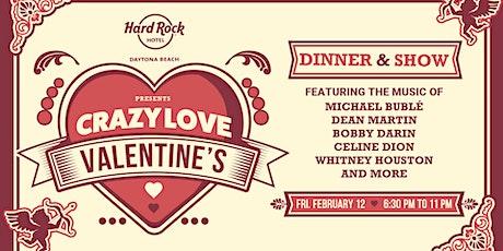 Crazy  Love - Valentine's Dinner & Show tickets